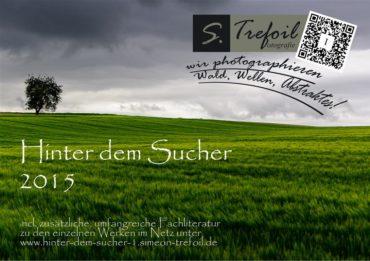 "Kalender ""Hinter dem Sucher 2015"""
