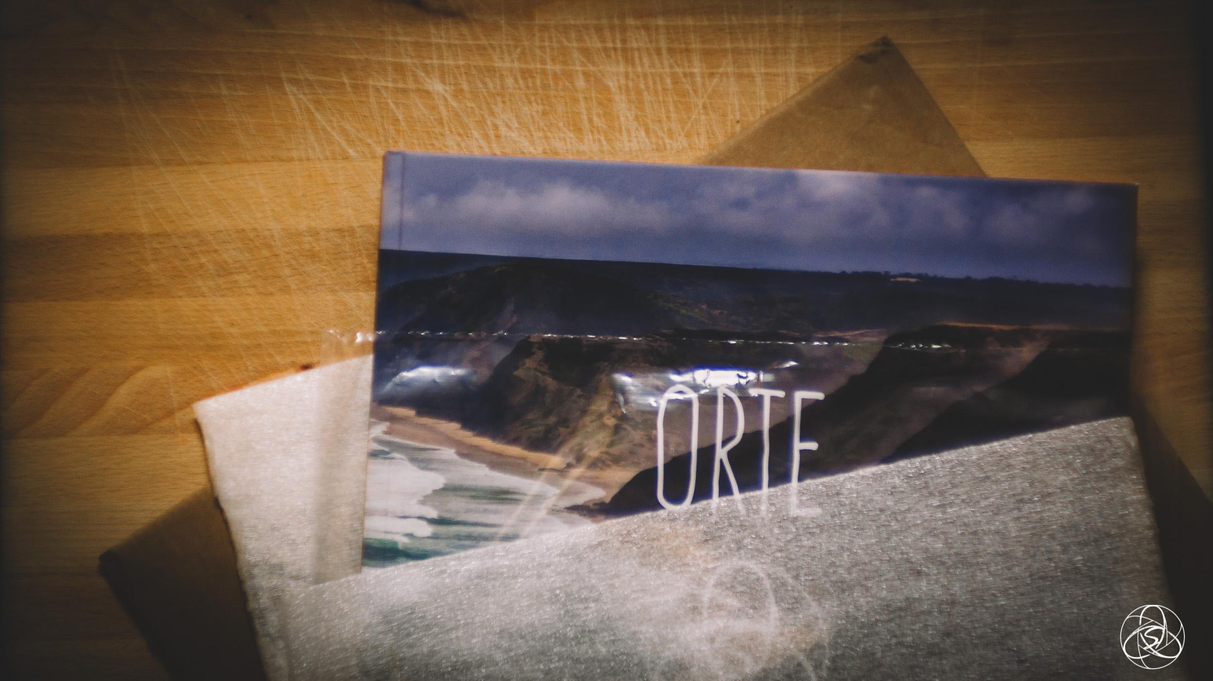 Das Photobuch ist da. Bestens verpackt und überpünktlich.