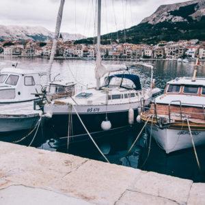 Hafen Baska - Krk