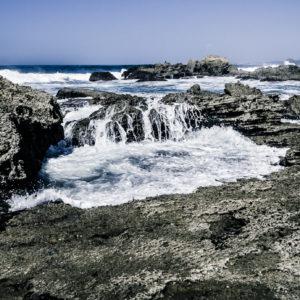 Portugals wilde Küste