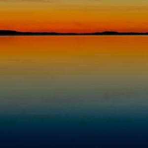Sonnenuntergang in Finnland 1