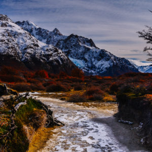 Weg zum Fitz Roy - Patagonien